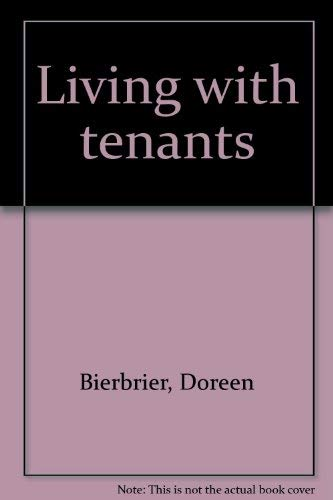 9780960958603: Living with tenants