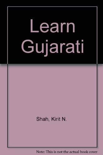 9780960961429: Learn Gujarati