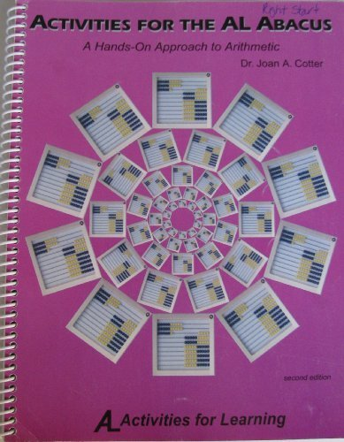 Activities for the Abacus: A Hands on: Cotter, Joan A.