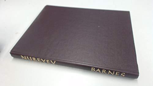 Nureyev: Barnes, Clive