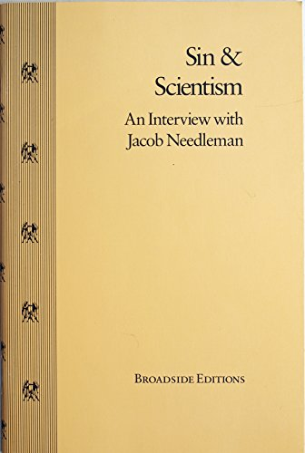 9780960985074: Sin and Scientism