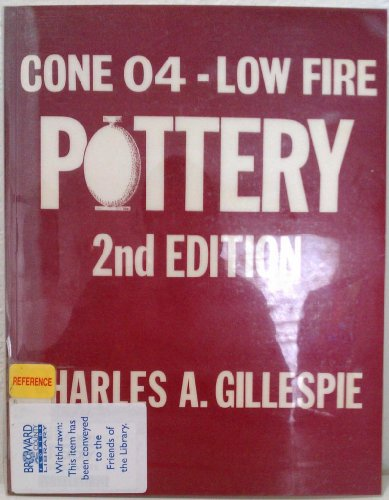 9780960997411: Cone 04: Low Fire Pottery