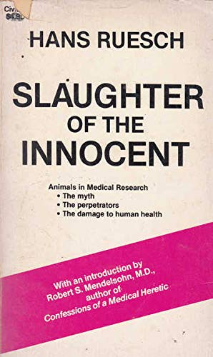 9780961001605: Slaughter of the innocent