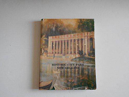 Historic City Park, New Orleans: Sally K. Evans