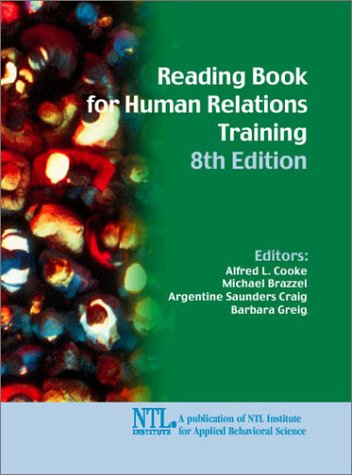 Reading Book for Human Relations Training, Eighth