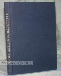 9780961049423: Collection of First Books