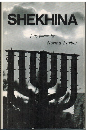 9780961066215: Shekhina: Forty Poems