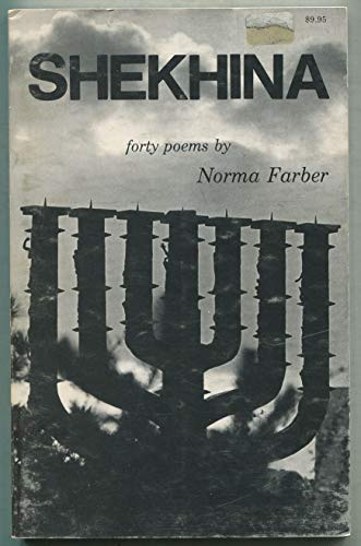 9780961066222: Shekhina: Forty Poems