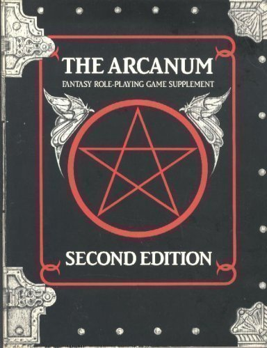 9780961077051: Arcanum, 2nd edition (Atlantean Trilogy)