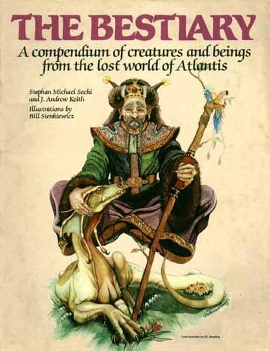 The Bestiary: Sechi, Stephan M.;