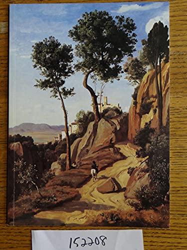 9780961086671: J.B.C. Corot: View of Volterra (Focus Exhibition Series)