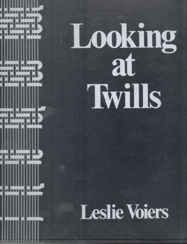 9780961095208: Looking at Twills