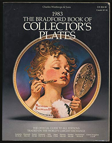 1983 The Bradford Book of Collector's Plates: Harriet et Alii.