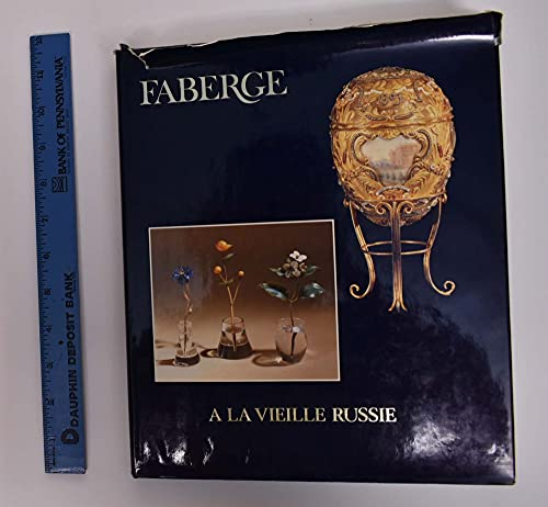 9780961101404: Faberge, a loan exhibition for the benefit of the Cooper-Hewitt Museum, the S...