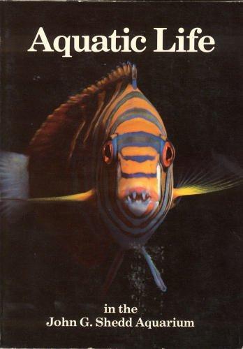 9780961107406: Aquatic Life in the John G. Shedd Aquarium: A Guide to Exhibit Animals