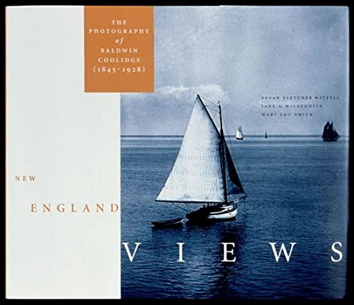 9780961137458: New England Views, The Photography of Baldwin Coolidge (1845-1928)