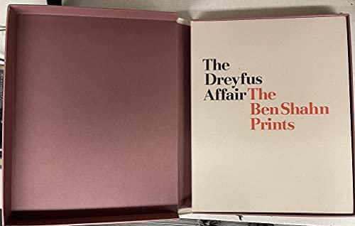 9780961138011: The Dreyfus affair: The Ben Shahn prints