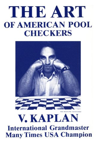 9780961143602: Art of American Pool Checkers