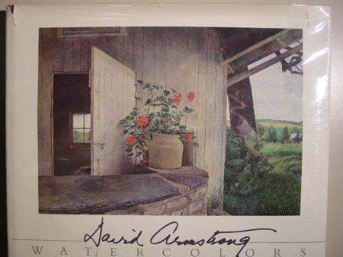 Watercolors: Armstrong, David