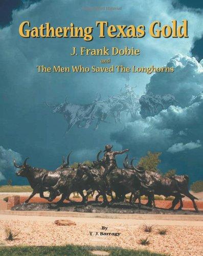 9780961160487: Gathering Texas Gold