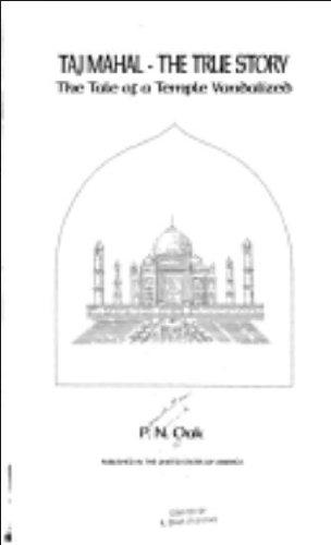 9780961161446: Taj Mahal: The True Story