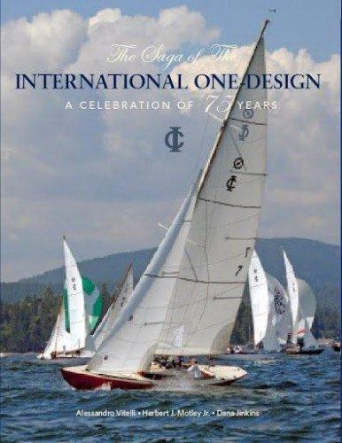 9780961171261: The Saga of the International One-Design