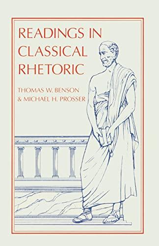 9780961180034: Readings in Classical Rhetoric
