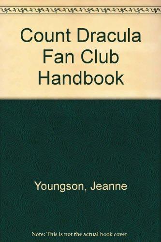9780961194413: Count Dracula Fan Club Handbook