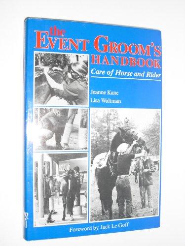9780961249007: The event groom's handbook