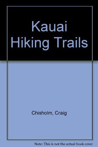 9780961263034: Kauai Hiking Trails