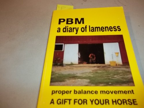Proper Balance Movement A Diary of Lameness: Gonzales, Tony