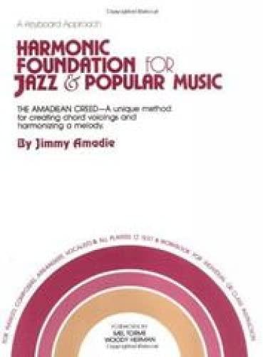 9780961303501: Harmonic Foundation for Jazz and Popular Music