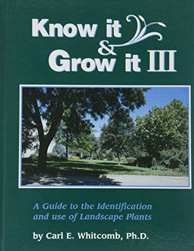 Know It and Grow It, 'II': A: Carl E. Whitcomb,