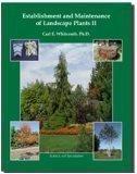 9780961310974: Establishment and Maintenance of Landscape Plants II