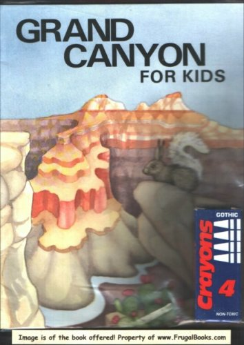9780961321840: Grand Canyon for Kids