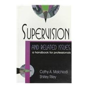 9780961330972: Supervision and Related Issues: A Handbook for Professionals