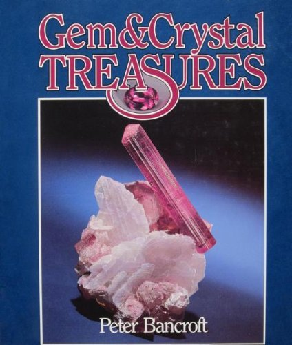 9780961346119: Gem and Crystal Treasures