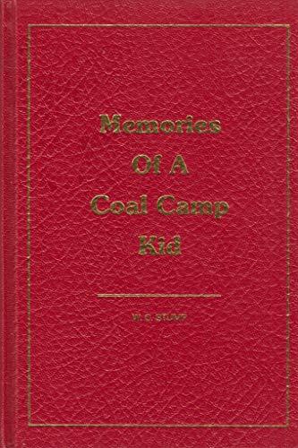 Memories of a Coal Camp Kid: Stump, W.C.