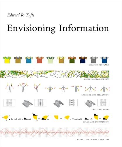 9780961392116: Envisioning Information