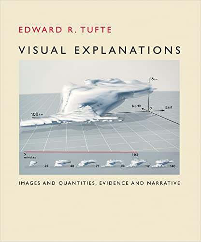Visual Explanations: Images and Quantities, Evidence and Narrative: Edward R. Tufte