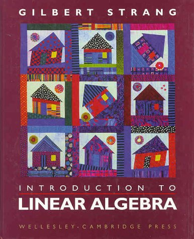 9780961408855: Introduction to Linear Algebra