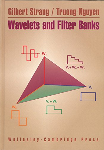 9780961408879: Wavelets and Filter Banks