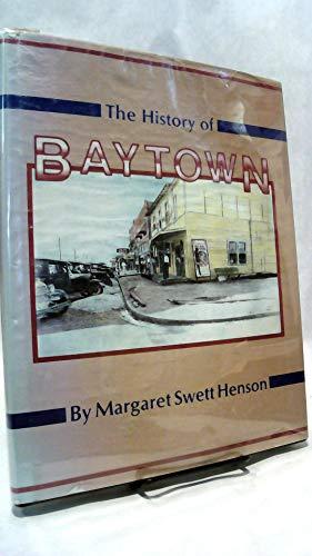 9780961410421: History of Baytown