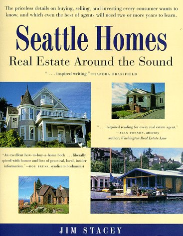 9780961416737: Seattle Homes : Real Estate Around the Sound