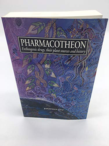 9780961423438: Pharmacotheon Entheogenic Drugs Their Plant Sources and Histories