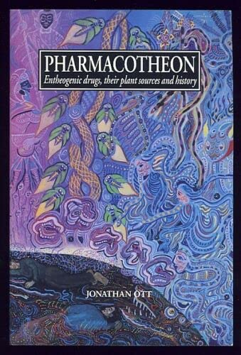 9780961423490: Pharmacotheon: Entheogenic Drugs, Their Plant Sources and History