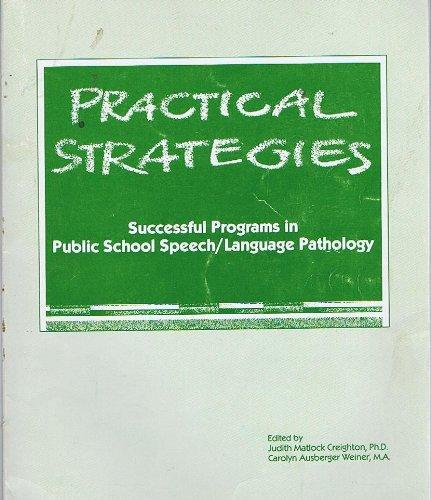 Practical Strategies - Successful Programs in Public