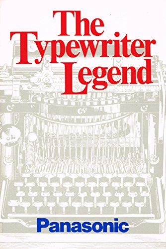 The Typewriter legend: Frank T. ed. Masi