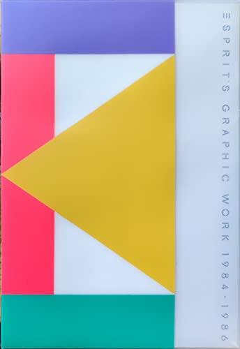 9780961443726: Esprit's Graphic Work 1984-1986