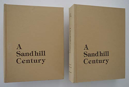 9780961450823: A Sandhill Century: A History of Cherry County, Nebraska